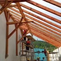 Dodávka a montáž nové střechy