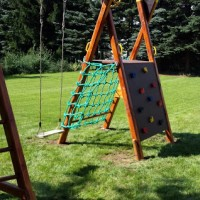 zahradní herní prvky pro děti