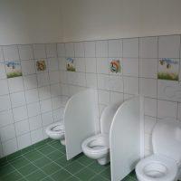 obklady, dlažba, WC mísy, kanalizace, vodoinstalace