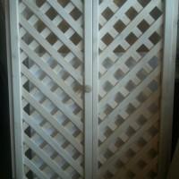 dveře s větráním