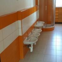 sociální zařízení pro školky