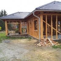 dřevostavba RD Brná