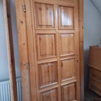 D´Masivní dveře se špaletou